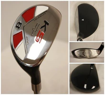 Senior Men's Majek Golf All Hybrid Complete Full Set