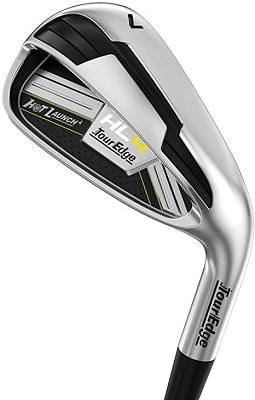 Tour Edge Golf Hot Launch 4 HL4 Iron Set