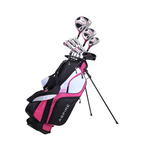 Aspire XD1 Ladies Complete Right Handed Golf Club Set