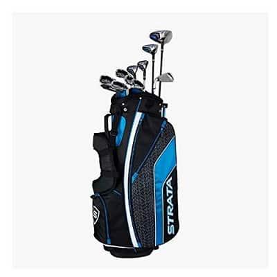 Callaway Golf Men's Strata Complete Set Left Hand Steel 12-Piece