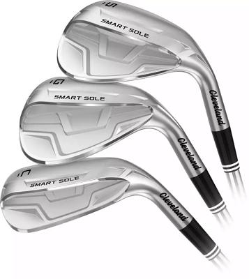 Cleveland Golf 2020 Smart Sole G 4.0 Wedge RH 50 Steel Wedge