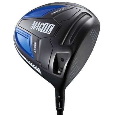 MacGregor Golf MACTEC Adjustable Titanium 460cc Driver