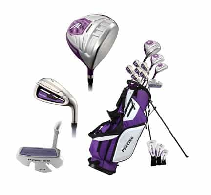 Precise M5 Ladies Complete Right Handed Golf Club Set