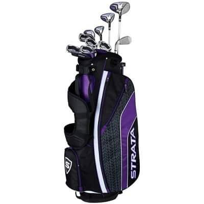 STRATA Women's Golf Packaged Set