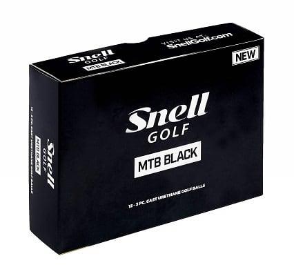 Snell MTB Black